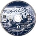 Syberia II Windows Media Disc 1/2