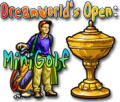 Dreamworld's Open: Mini Golf Windows Front Cover