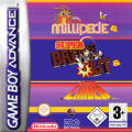 Millipede / Super Breakout / Lunar Lander Game Boy Advance Front Cover
