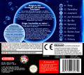 Electroplankton Nintendo DS Back Cover
