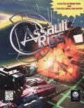 Assault Rigs DOS Front Cover