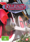 Sid Meier's Railroads! Windows Front Cover