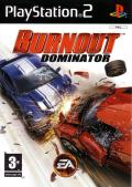 Burnout Dominator PlayStation 2 Front Cover
