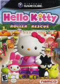 Hello Kitty: Roller Rescue GameCube Front Cover