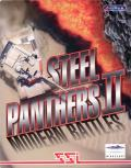Steel Panthers II: Modern Battles DOS Front Cover