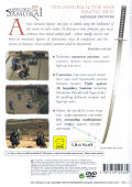 Sword of the Samurai PlayStation 2 Back Cover