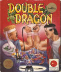 Double Dragon Commodore 64 Front Cover