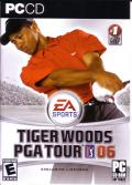 Tiger Woods PGA Tour 06 Windows Front Cover