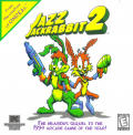 Jazz Jackrabbit 2 Windows Other Jewel Case - Front