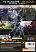 Universe at War: Earth Assault Windows Back Cover