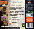 TNN Motor Sports Hardcore 4x4 PlayStation Back Cover