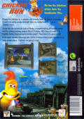 Chicken Run Windows Back Cover