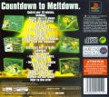Nuclear Strike PlayStation Back Cover