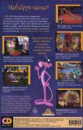The Pink Panther: Passport to Peril Windows 3.x Back Cover