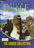 Myst III: Exile Windows Front Cover