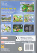Super Smash Bros.: Melee GameCube Back Cover