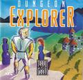Dungeon Explorer TurboGrafx-16 Front Cover