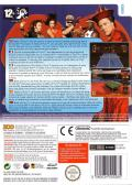 Balls of Fury Wii Back Cover