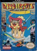 Puss N Boots: Pero's Great Adventure NES Front Cover