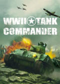 WWII Tank Commander Windows Front Cover