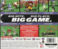 Madden NFL 99 PlayStation Back Cover