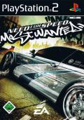 Need for Speed: Most Wanted PlayStation 2 Front Cover