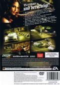 Need for Speed: Most Wanted PlayStation 2 Back Cover