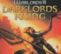 Warlords III: Darklords Rising Windows Back Cover