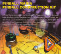 Pinball Builder: A Construction Kit for Windows Windows 3.x Back Cover