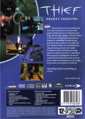 Thief: Deadly Shadows Windows Back Cover