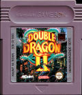 Double Dragon II: The Revenge Game Boy Media