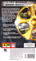 L. A. Rush PSP Back Cover