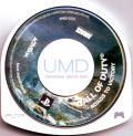 Call of Duty: Roads to Victory PSP Media