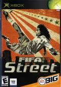 FIFA Street Xbox Front Cover