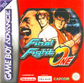 Final Fight Game Boy Advance Front Cover