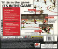 NHL 97 PlayStation Back Cover