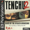 Tenchu 2: Birth of the Stealth Assassins PlayStation Front Cover
