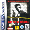 Max Payne Game Boy Advance Front Cover