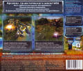 Supreme Commander: Forged Alliance Windows Back Cover