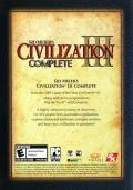Sid Meier's Civilization Chronicles Windows Other Civilization III Keep Case - Back