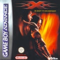 xXx Game Boy Advance Front Cover