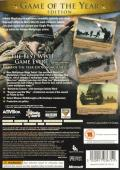 Call of Duty 2: Game of the Year Edition Xbox 360 Back Cover