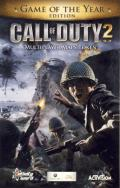 Call of Duty 2: Game of the Year Edition Xbox 360 Other Marketplace Token Card - Front