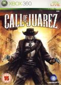 Call of Juarez Xbox 360 Front Cover