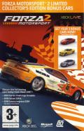 Forza Motorsport 2 (Limited Collector's Edition) Xbox 360 Other Marketplace Token Card - Front