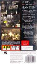 Medal of Honor: Heroes 2 PSP Back Cover