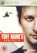 Tony Hawk's Project 8 Xbox 360 Front Cover
