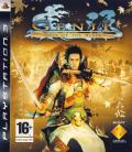 Genji: Days of the Blade PlayStation 3 Front Cover