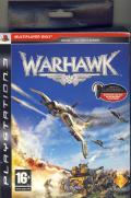 Warhawk PlayStation 3 Front Cover Box