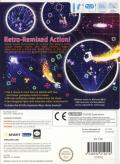 Geometry Wars: Galaxies Wii Back Cover
